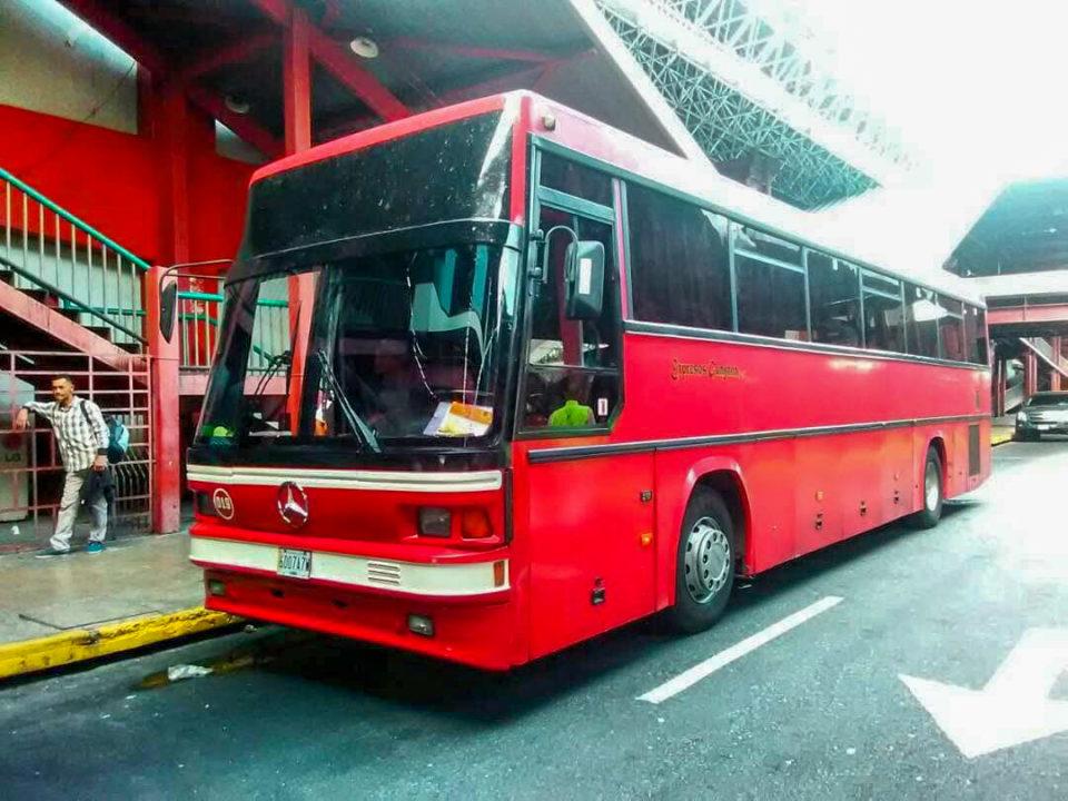 Cómo salir de Venezuela a Brasil por Tierra. Parte 1: Llegar a Santa Elena de Uairén 6
