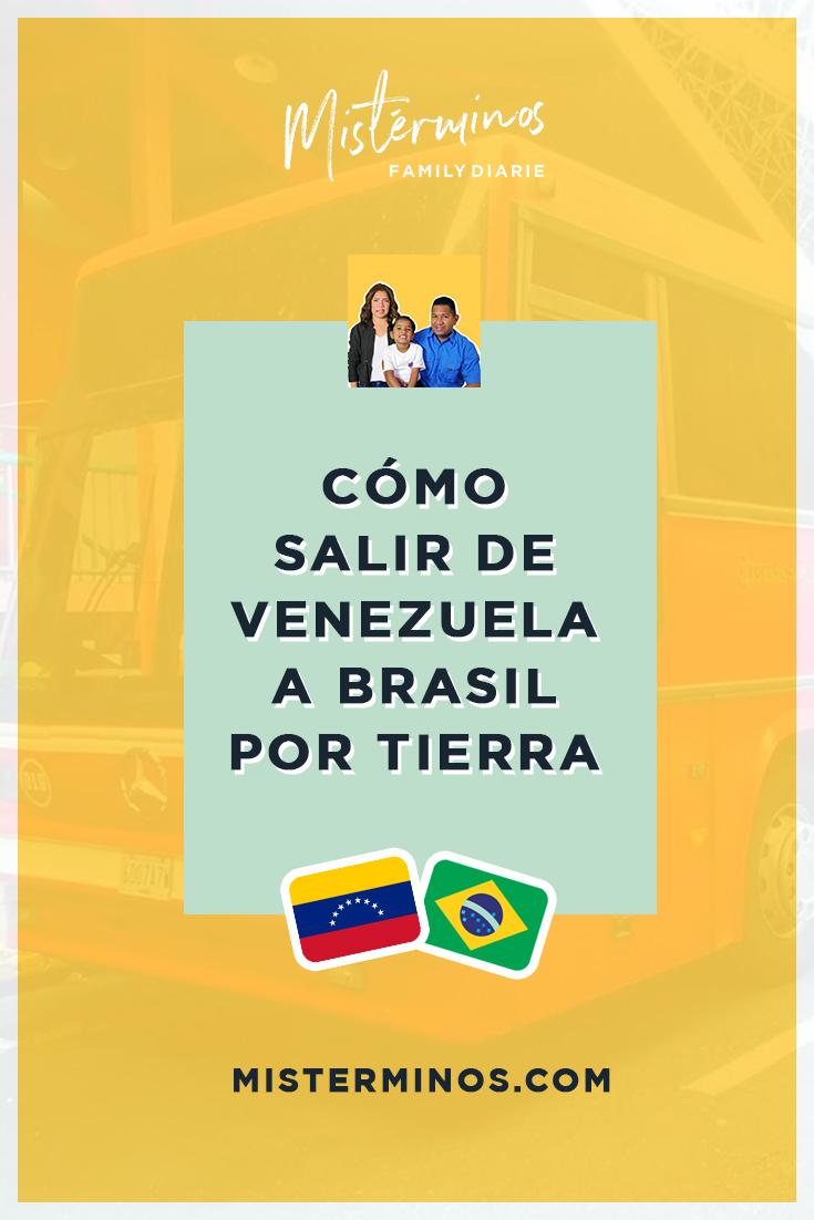 Cómo salir de Venezuela a Brasil por Tierra. Parte 1: Llegar a Santa Elena de Uairén 2